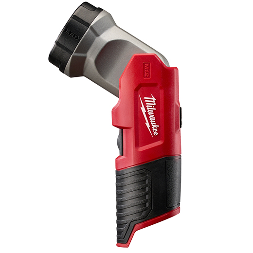 Milwaukee® 49-24-0146 M12™ Fixed Focus Rechargeable Cordless Work Light, LED Lamp, 12 VDC, REDLITHIUM™ Battery, Tool Only