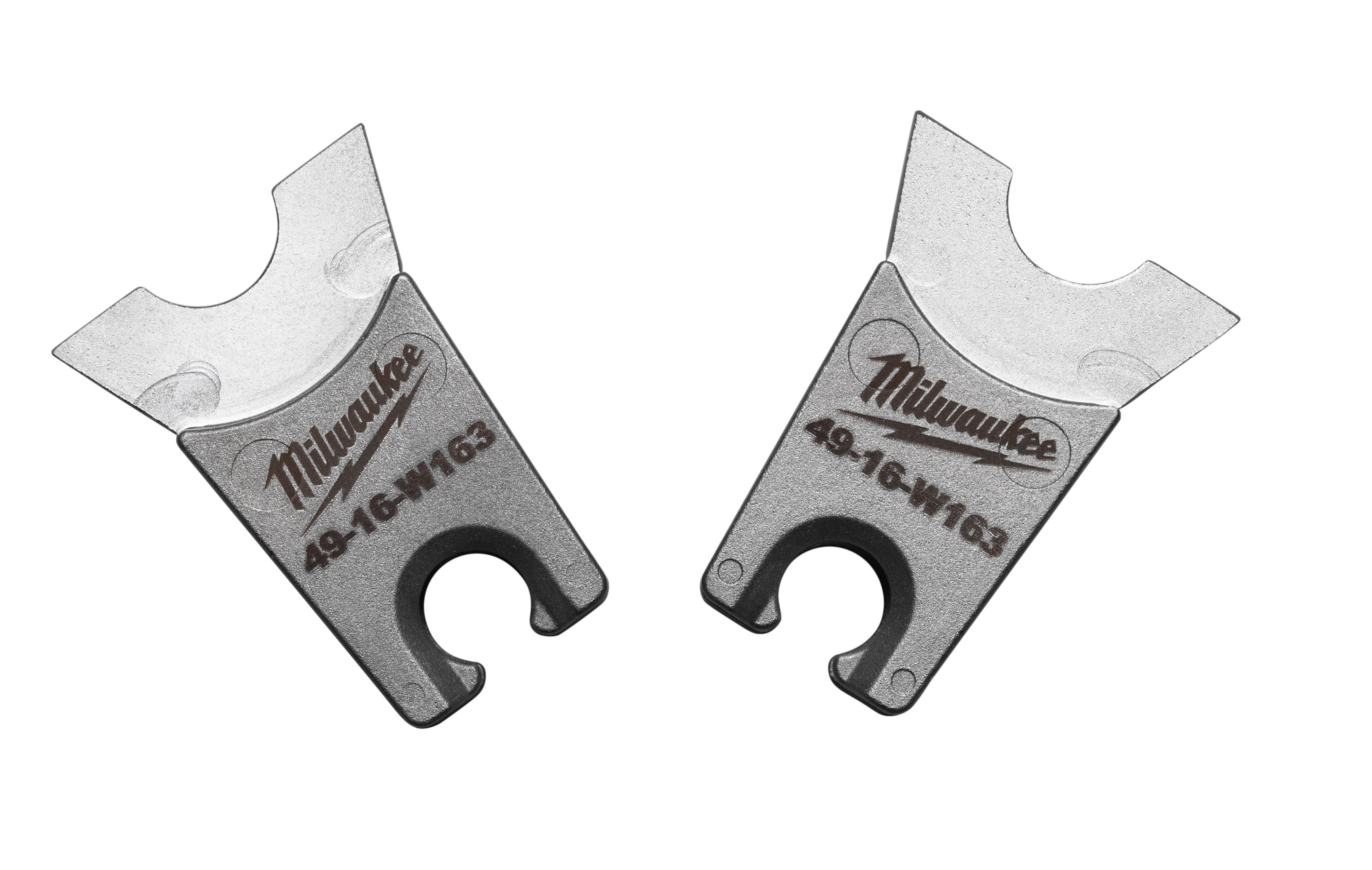 Milwaukee® 49-16-W163 W-Style Crimping Tool Die, 1 AWG, Aluminum