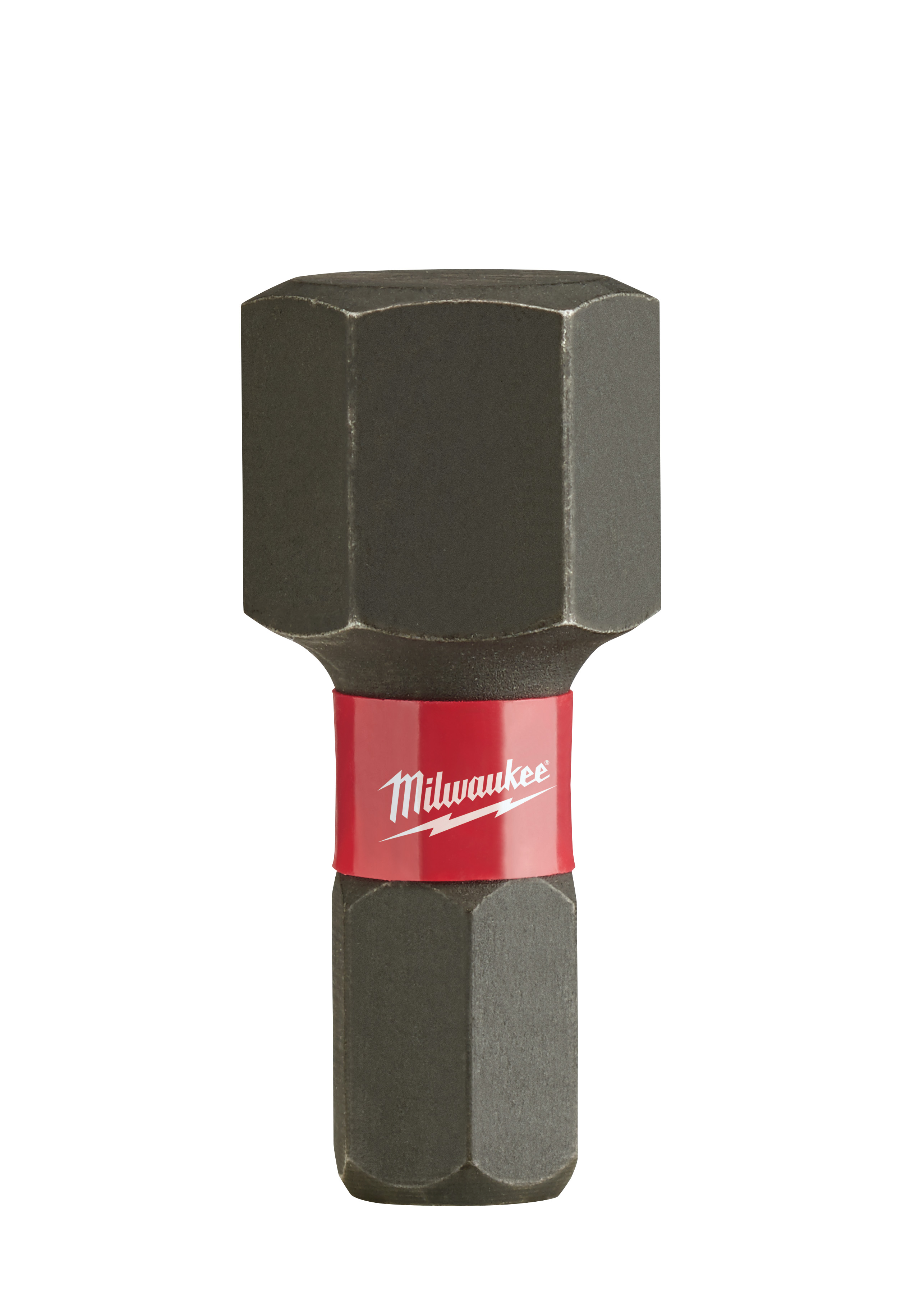 Milwaukee® SHOCKWAVE™ 48-32-4730 Impact Insert Bit, 10 mm Hex Point, 1 in OAL, Custom Alloy76™ Steel