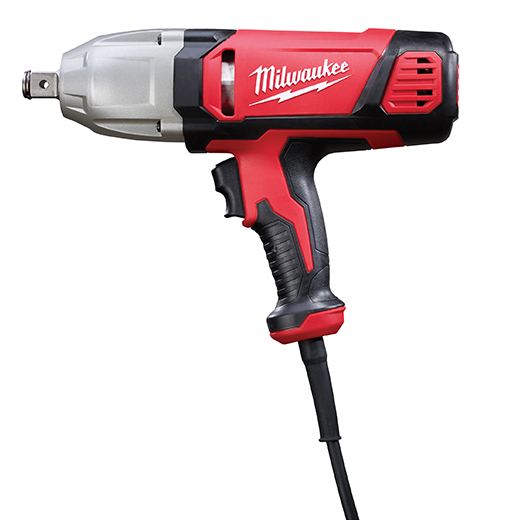 Milwaukee® 9075-20 Impact Wrench, 3/4 in Square Drive, 2500 bpm, 380 ft-lb Torque, 120 VAC/VDC, 11-5/8 in OAL