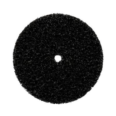 3M™ 00948 Clean and Strip Disc, 6 in Dia Disc, Very Coarse Grade, Silicon Carbide Abrasive