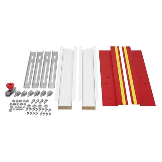 Milwaukee® 49-22-8110 Mid-Way Fence Kit, For Use With Milwaukee® 6480-20 Panel Saw, 25.29 lb