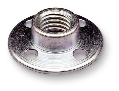 3M™ 051144-05620 Disc Retainer Nut, 5/8 in L, For Use With Disc Sander and Right Angle Grinder
