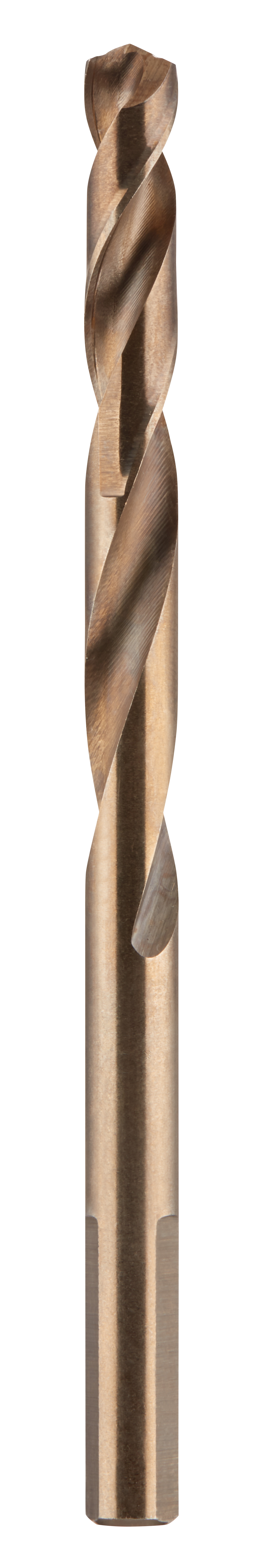 Milwaukee® RED HELIX™ 48-89-2515 Drill Bit, 6.5 mm Drill - Metric, 0.2559 in Drill - Decimal Inch, 135 deg Point, Cobalt, Black Oxide