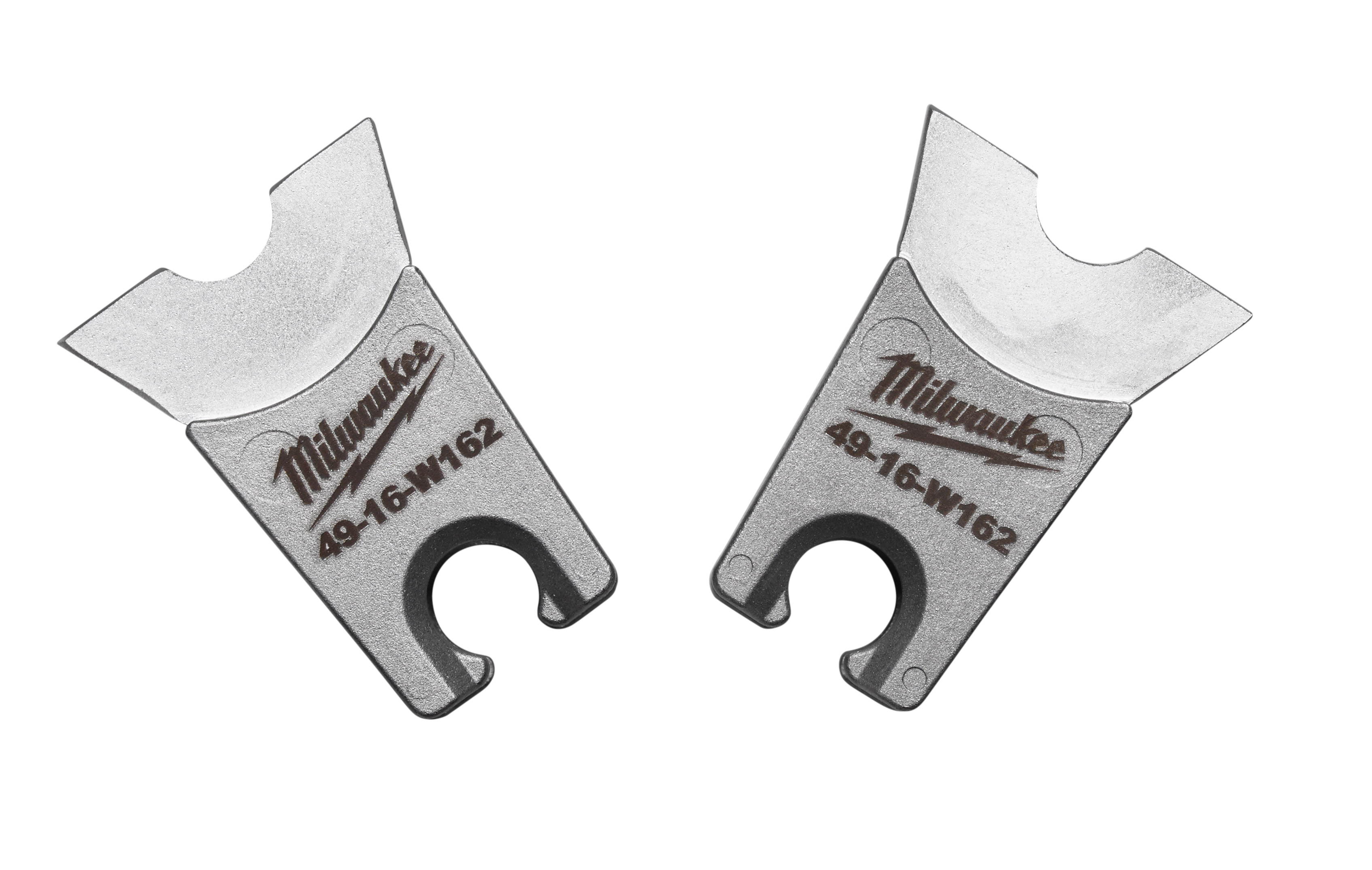 Milwaukee® 49-16-W162 W-Style Crimping Tool Die, 4 AWG, Aluminum