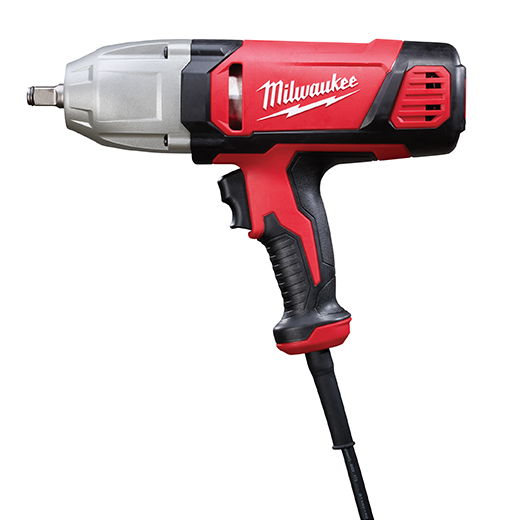 Milwaukee® 9071-20 Impact Wrench, 1/2 in Square Drive, 2600 bpm, 300 ft-lb Torque, 120 VAC/VDC, 11-5/8 in OAL