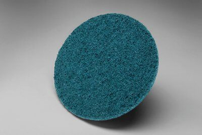 3M™ Hookit™ 048011-27676 SC-DH Surface Conditioning Surface Conditioning Disc, 5 in Dia Disc, Very Fine Grade, Aluminum Oxide Abrasive, Paper Backing