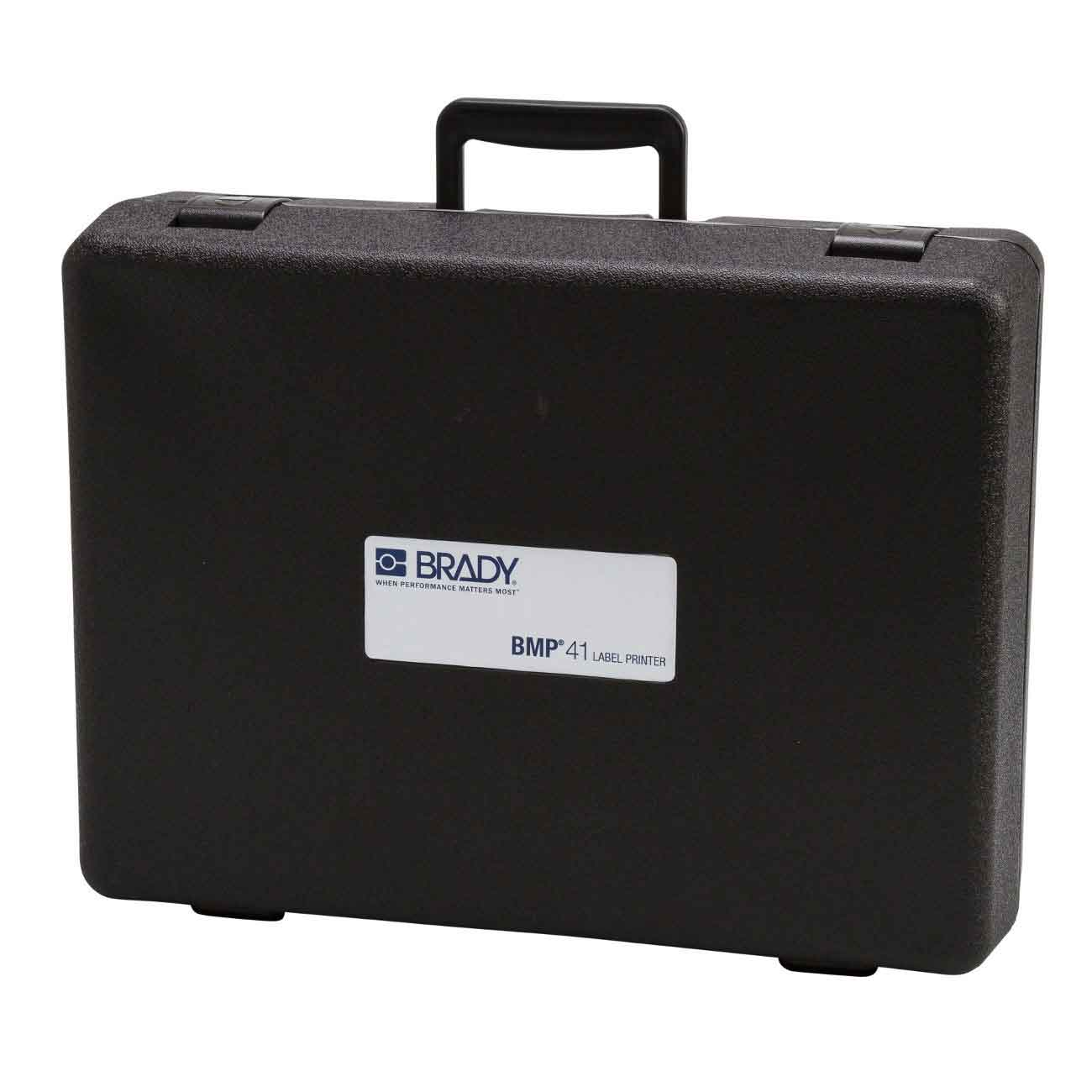 Brady® BMP41-HC Hard Carrying Case, For Use With Brady® BMP®41 Label Printer