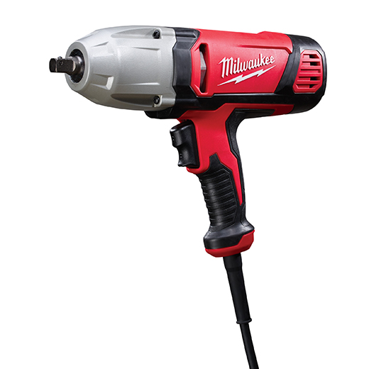 Milwaukee® 9070-20 Impact Wrench, 1/2 in Square Drive, 0 to 2600 bpm, 300 ft-lb Torque, 120 VAC/VDC, 11-5/8 in OAL