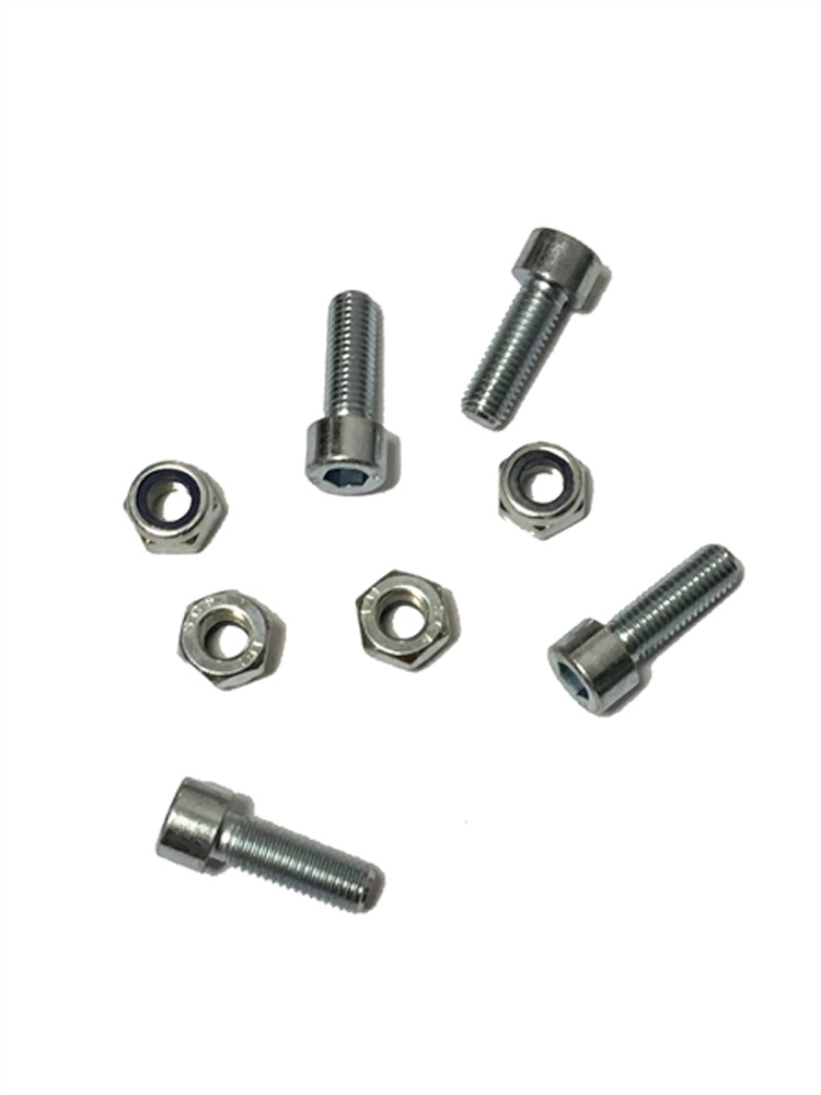 Milwaukee® SDS Max® 48-62-1911 Replacement Fastener Kit, For Use With 48-62-4096 and 48-62-2016 Floor Scraper