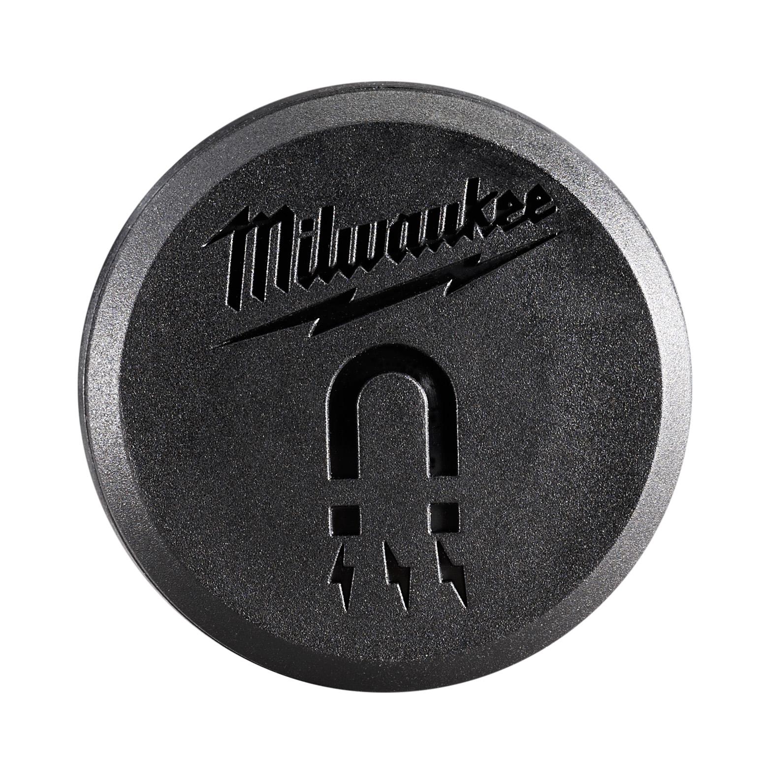 Milwaukee® M12™ 49-24-2351 LED Stick Light Accessory Magnet, For Use With M12™ LED Stick Light, Rare Earth Magnet, Black
