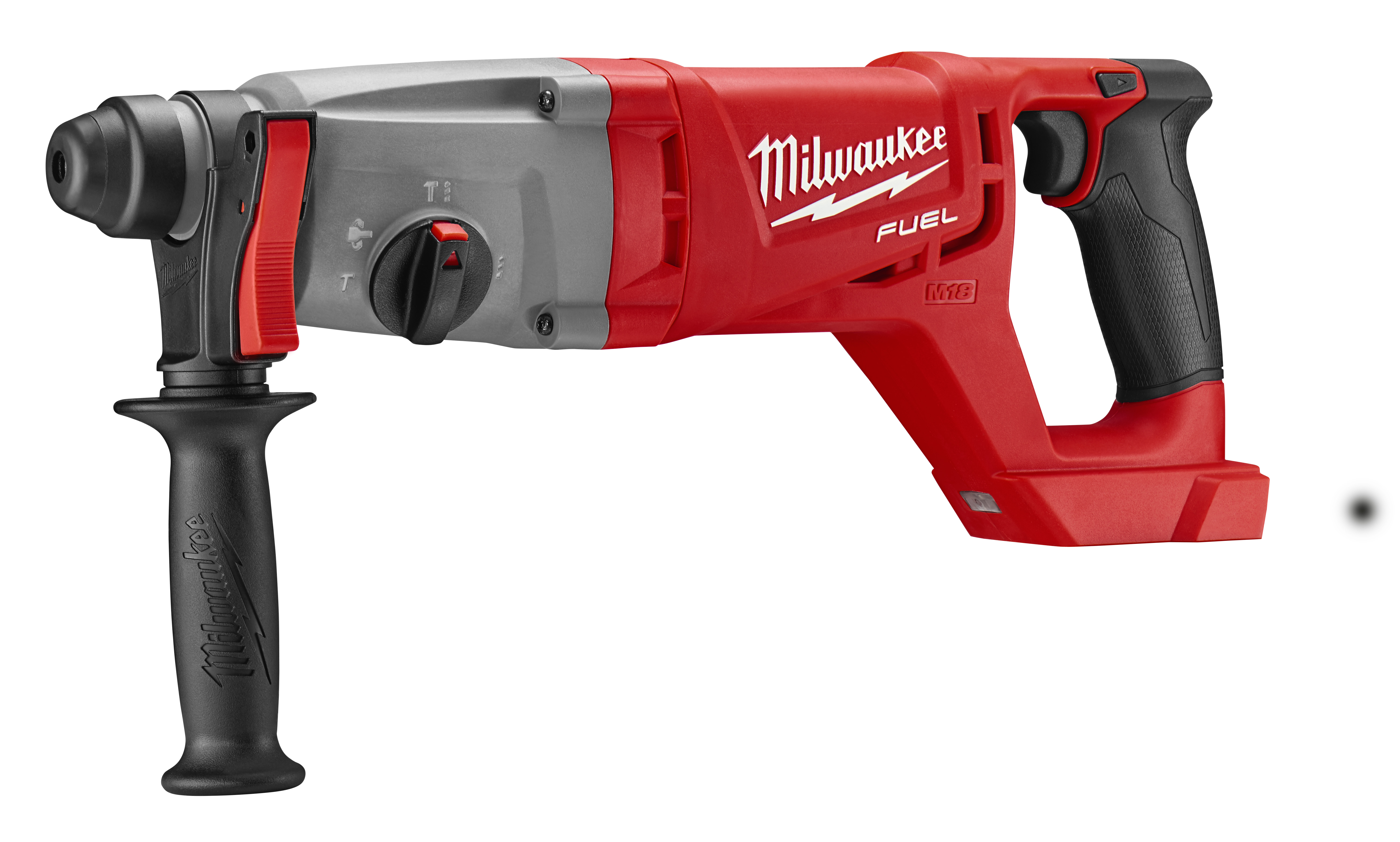Milwaukee® M18™ FUEL™ 2713-20 Cordless Rotary Hammer, 1 in SDS Plus® Chuck, 18 VAC, 0 to 1500 rpm No-Load, Lithium-Ion Battery