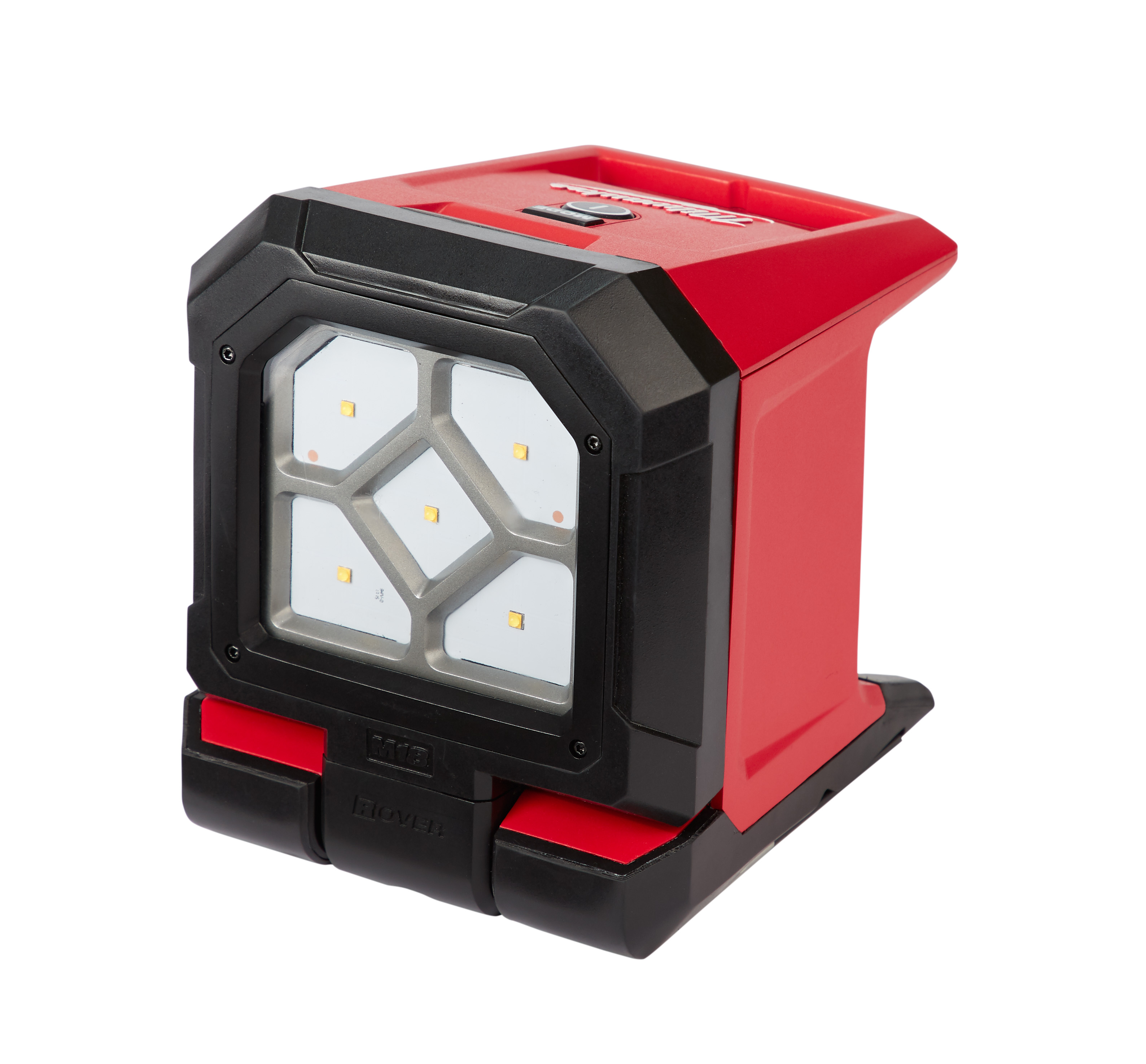 Milwaukee® M18™ ROVER™ 2365-20 Cordless Mounting Flood Light, LED Lamp, 18 VDC, 5 Ah
