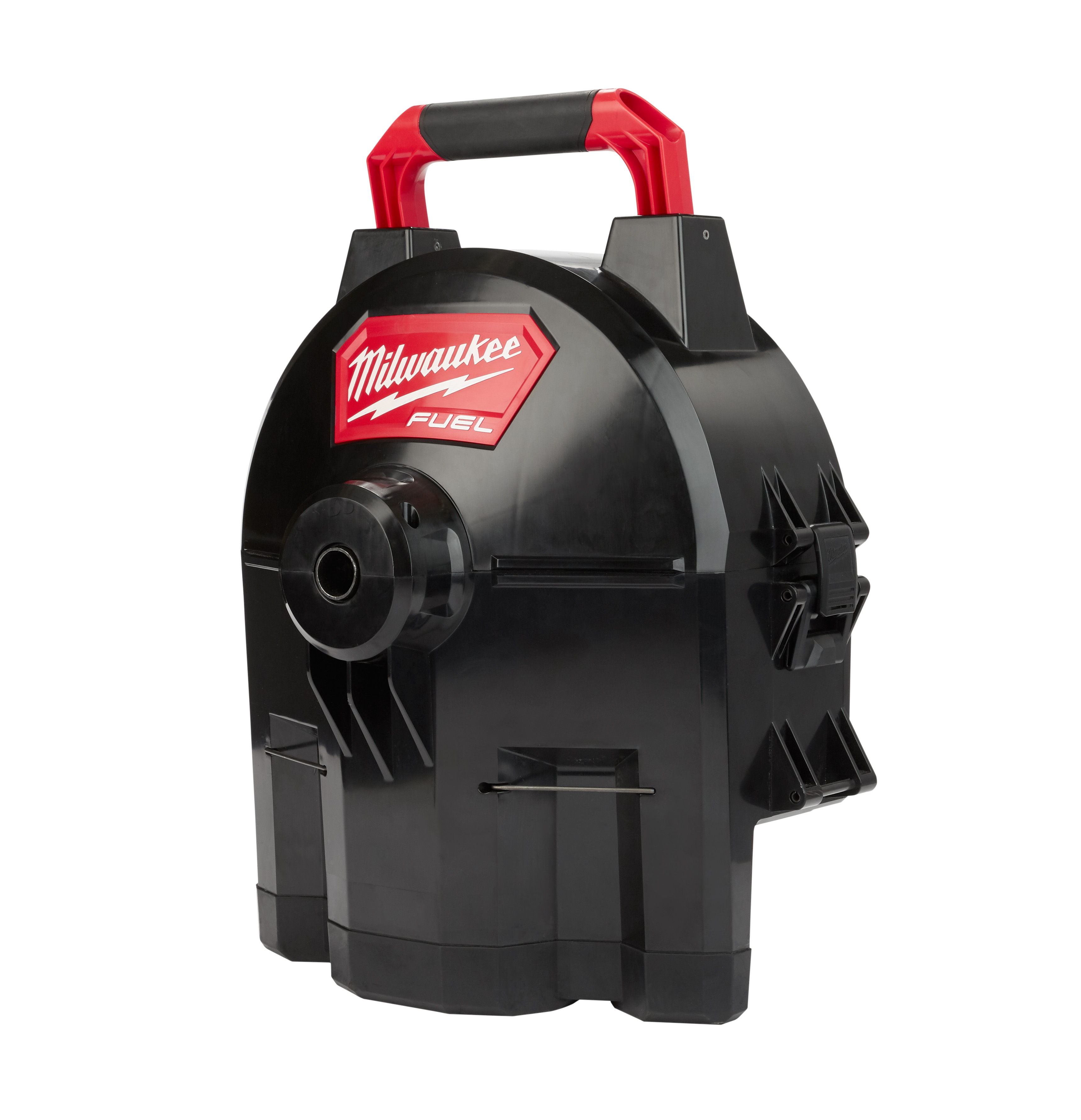 Milwaukee® M18 FUEL™ 47-53-2775 Switch Pack Drum, 1/2 to 5/8 in Drain Line, 100 ft Max Run, 18 VAC, HDPE Drum Housing