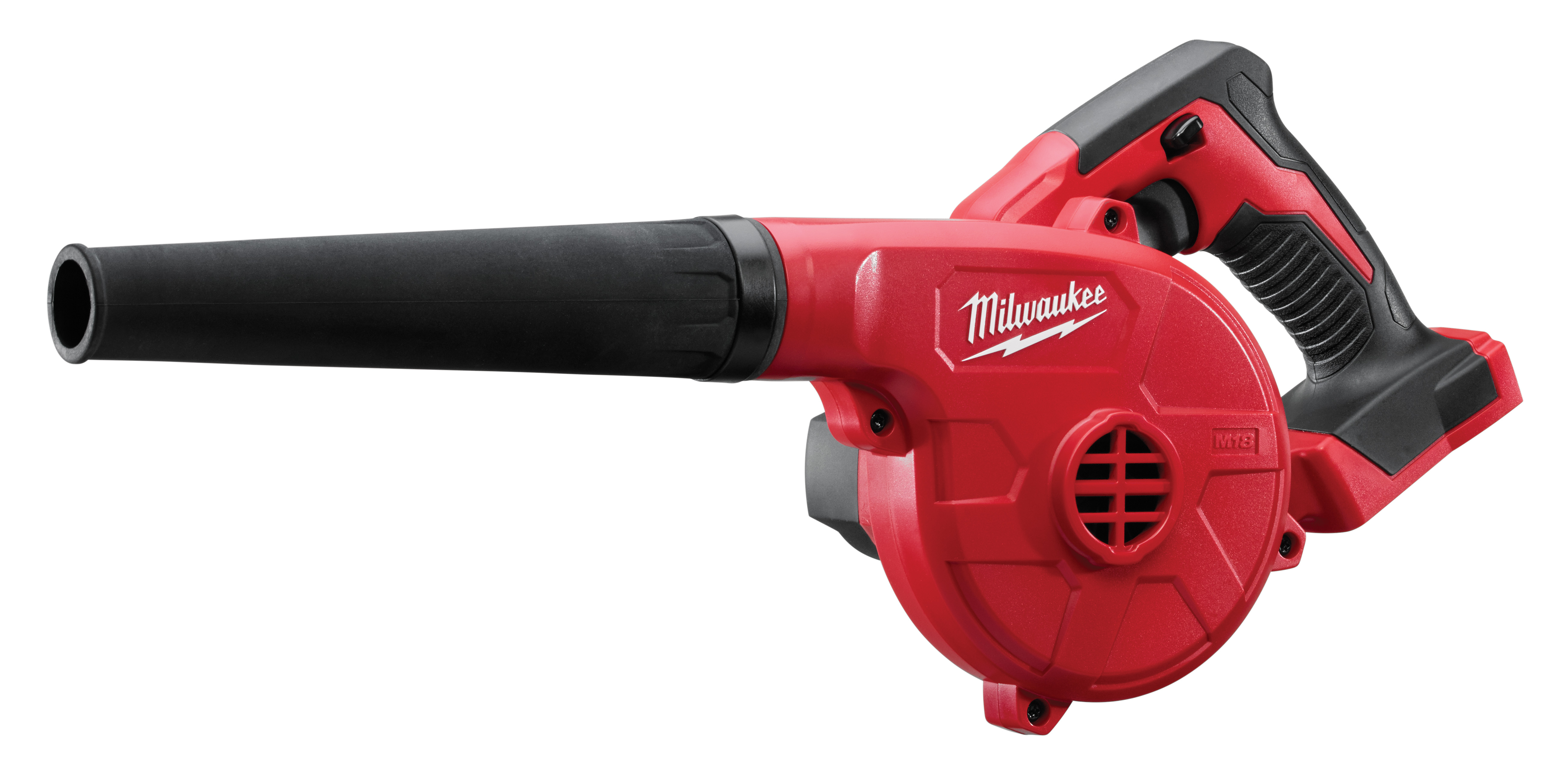 Milwaukee® M18™ 0884-20 Compact Blower, 160 mph Air Flow, 18 VDC Lithium-Ion Battery