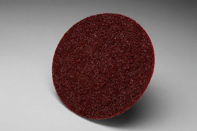 3M™ Scotch-Brite™ 27678 Surface Conditioning Disc, 7 in Dia Disc, Medium Grade, Aluminum Oxide Abrasive, Paper Backing