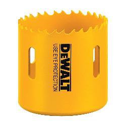 DeWALT® D180021 Hole Saw, 1-5/16 in Dia, 1-7/16 in D Cutting, High Speed Steel Cutting Edge