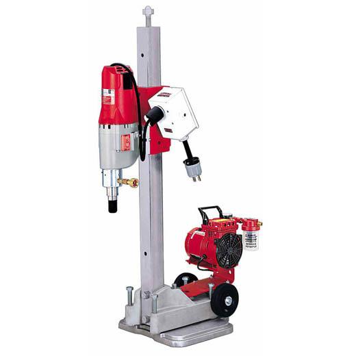 Milwaukee® 4115-22 Diamond Coring Rig, 4.8 hp, 120 VAC, 20 A