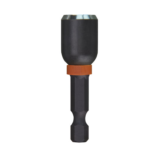 Milwaukee® SHOCKWAVE™ 49-66-4526 Magnetic Nut Driver, 7/16 in Drive, Proprietary Steel