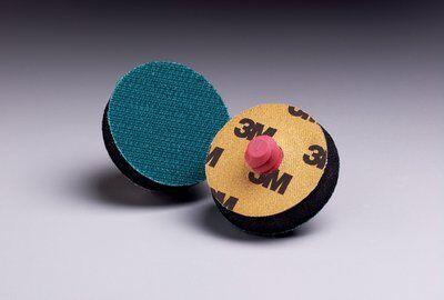 3M™ Hookit™ 82565 Medium Density Regular Disc Pad, 1-1/2 in Dia Pad, Hookit™ Attachment