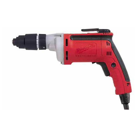 Milwaukee® 6580-20 Double Insulated Cord Electric Screwdriver, 1/4 in Chuck, 140 in-lb Torque, 2.4 VDC, 12-3/4 in OAL