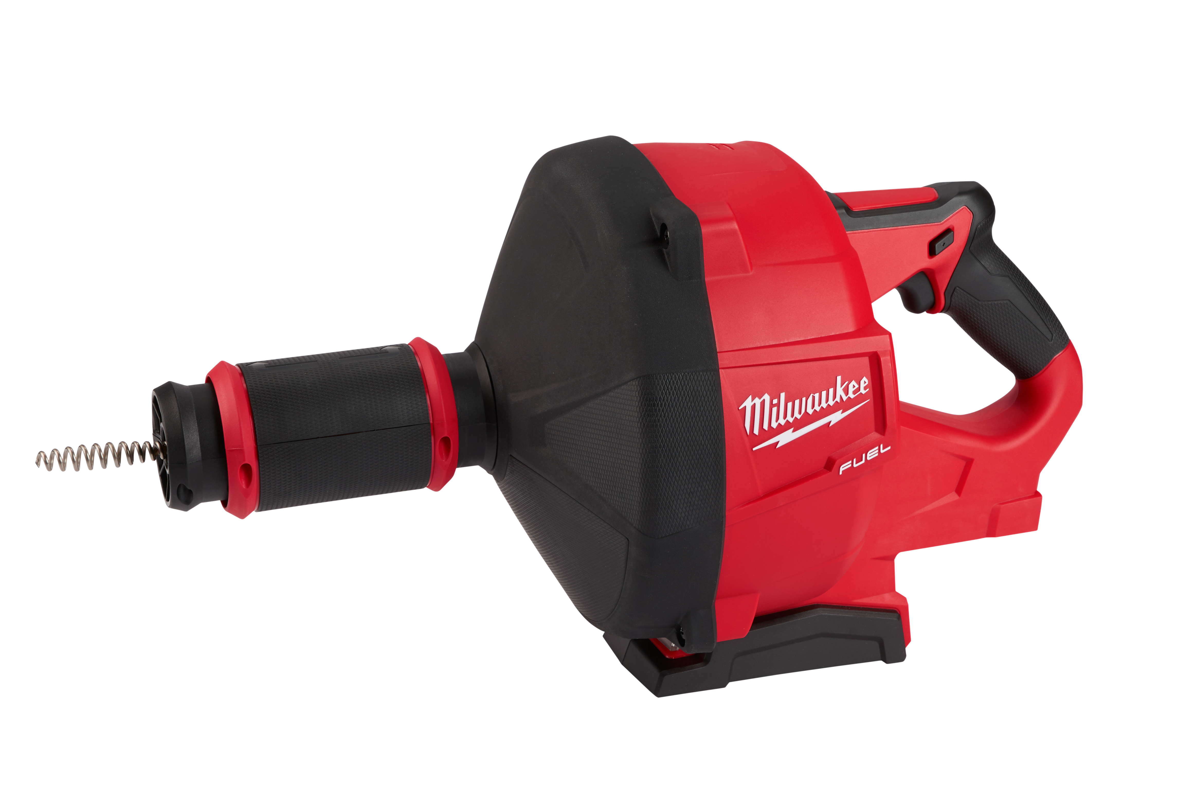 Milwaukee® M18™ FUEL™ 2772A-20 Cordless Drain Gun With CABLE-DRIVE™ Locking Feed System, 1-1/4 to 3 in Drain Line, 50 ft Max Run, 18 VDC, Plastic Housing