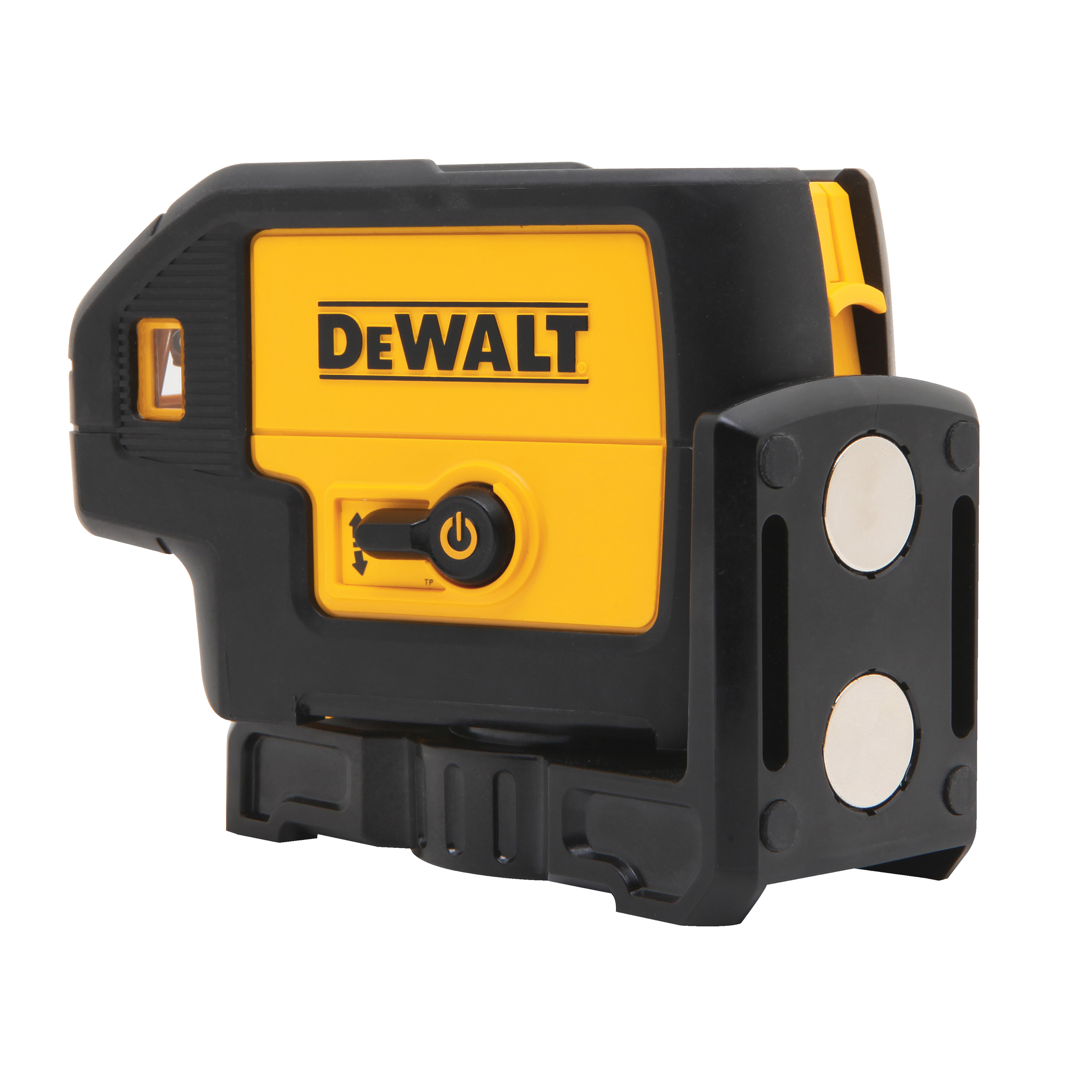 **Sale! Add to cart, save 15% more  - DeWALT® DW085K Electronic Self-Leveling Rotary Laser Level Kit, 100 ft Measuring, 1/4 in at 100 ft Accuracy, +/-4 deg Auto Leveling, 5 Beams