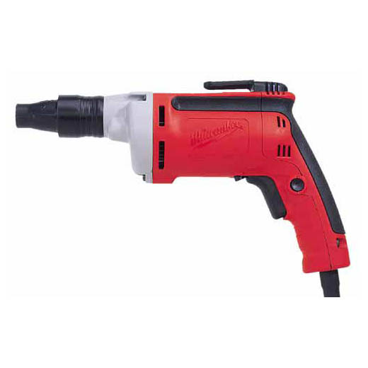 Milwaukee® 6790-20 All Purpose Double Insulated Cord Self Drill Electric Screwdriver, 1/4 in Chuck, 120 VAC, 12-1/8 in OAL