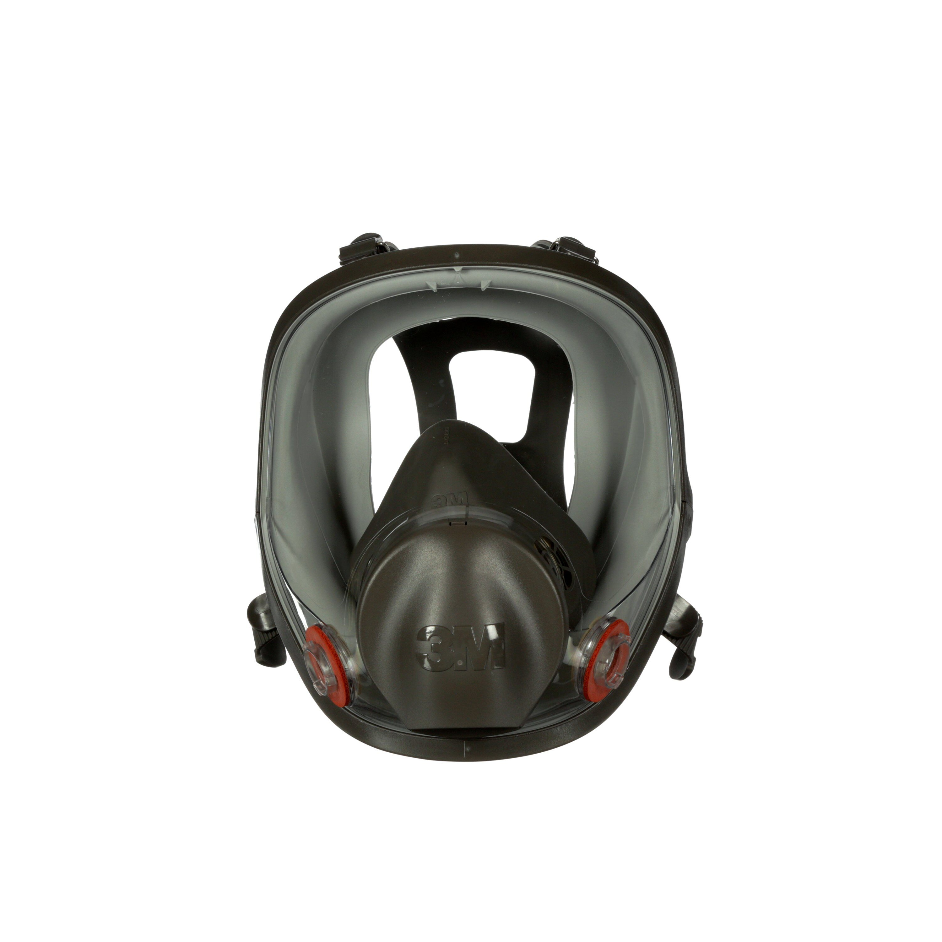 3M™ 6800 6000 Reusable Full Facepiece Respirator, M, Bayonet Connection