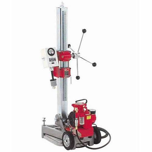 Milwaukee® Vac-U-Rig® 4136 Diamond Coring Rig, 110 VAC, 20 A