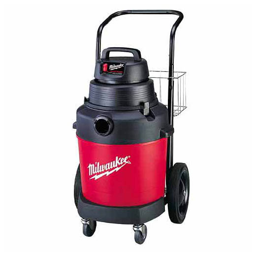 Milwaukee® 8938-20 Corded Vacuum Cleaner, 7.4 A, 9 gal Tank, 120 VAC