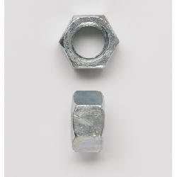 Peco 516FHNUSSZJ Hex Nut, 5/16-18, Steel, Zinc Plated