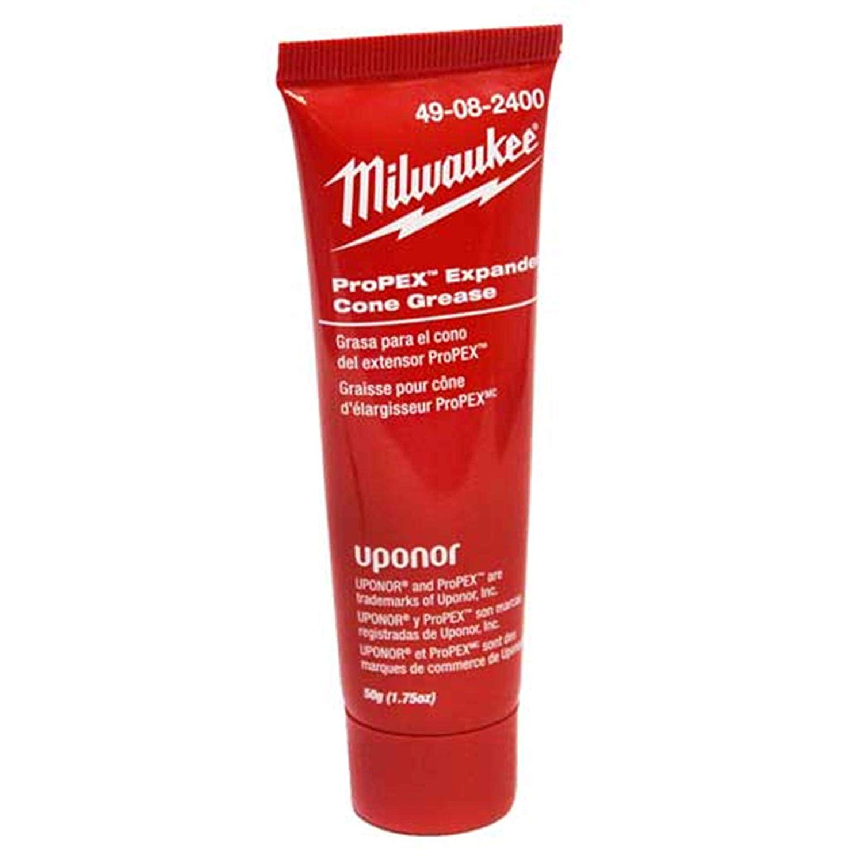 Milwaukee® ProPEX® 49-08-2400 Expander Cone Grease, Semi-Solid Form, Dark Gray