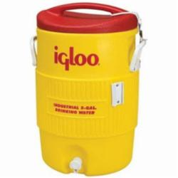 Igloo® 451 400 Heavy Duty Beverage Cooler, 5 gal, Yellow Body