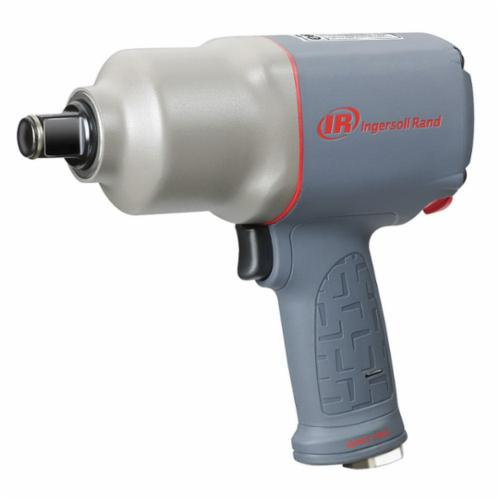 Ingersoll-Rand 2145QIMAX 2145QiMAX General Duty Standard Anvil Air Impact Wrench, 3/4 in Drive, 200 to 1000 ft-lb Torque, 32 cfm Full Load/8.5 cfm Average Air Flow, 8-1/2 in OAL
