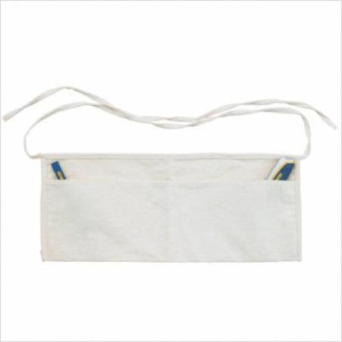 Irwin® 4031051 Nail Apron With 2 Pockets, Cotton