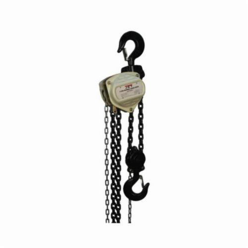 JET® 101942 S90 Contractor Grade Hand Chain Hoist, 3 ton Load, 20 ft H Lifting, 87 lbf Rated