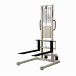 JET® 140511 JWS Winch Stacker, 770 lb Load, 59 in, 6-3/8 to 30 in Fork