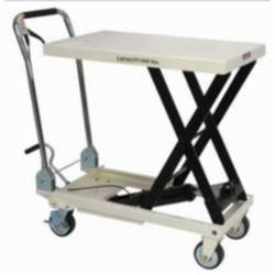 JET® 140777 SLT Scissor Lift Table With Folding Handle, 660 lb Load, 32-1/2 in L x 19-5/8 in W, 10-5/8 in Lowered, 32-3/8 in Raised