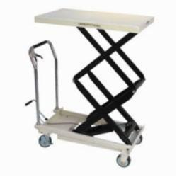 JET® 140778 DSLT Double Scissor Lift Table, 770 lb Load, 35-5/8 in L x 20-1/8 in W, 13-9/16 in Lowered, 51-1/8 in Raised