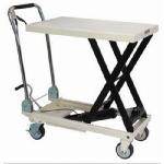 JET® 140779 SLT Scissor Lift Table, 1650 lb Load, 39-3/8 in L x 20-1/8 in W, 16 in Lowered, 38-5/8 in Raised