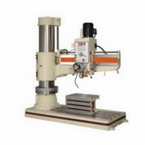 JET® 320038 Radial Arm, 7-1/2 hp, 230/460 VAC, 5 in Swing, 27-7/8 x 19-5/8 x 15-3/4 in Table