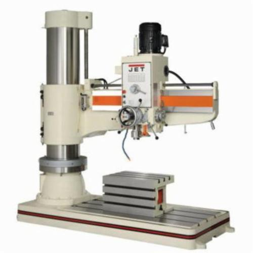 JET® 320039 Arm Radial, 7-1/2 hp, 460 VAC, 27-7/8 x 19-5/8 x 15-3/4 in Table