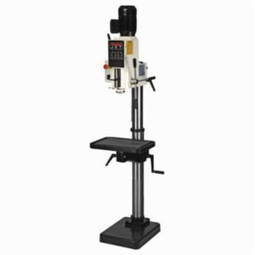 JET® 354027 Arboga Gear Head, 3/4 to 1 hp, 120 VAC, 15-3/4 x 19-3/4 in Table