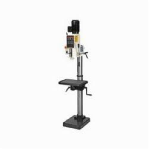 JET® 354029 Geared Head, 1 to 1-1/2 hp, 440/460 VAC, 20 in Swing, 15-3/4 x 19-3/4 in Table