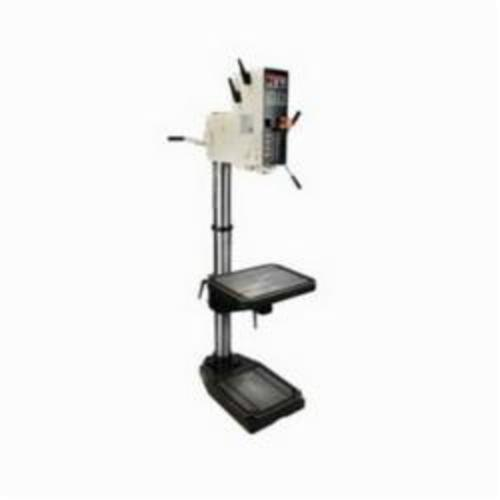 JET® 354034 Geared Head, 1-1/2 to 2 hp, 220 VAC, 26 in Swing, 15-3/4 x 19-3/4 in Table