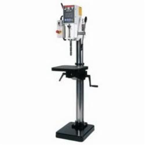 JET® 354037 Geared Head, 1-1/2 to 2 hp, 440/460 VAC, 25 in Swing, 15-3/4 x 19-3/4 in Table