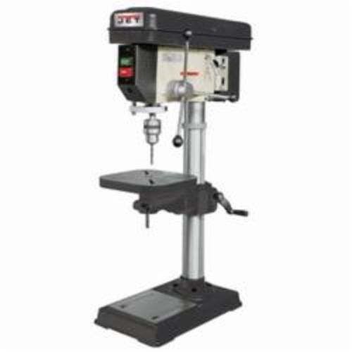 JET® 354401, 115/230 VAC, 15 in Swing, 9-1/2 in L x 9-1/2 in W Table