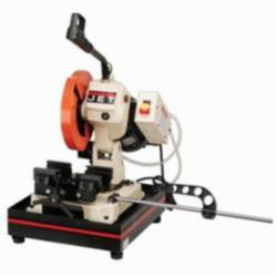 JET® 414220 Ferrous Manual Bench Cold Saw, 9 in Dia Blade, 1-1/4 in Arbor/Shank, 52 rpm, 115 VAC, 1 hp, 1, 30 in L x 17 in W
