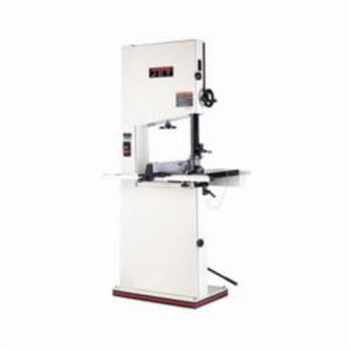 JET® 414418 Step Pulley Vertical Band Saw, 1-1/2 hp, 115/230 VAC, 80/150/265/1000/1800/3200 sfpm Speed